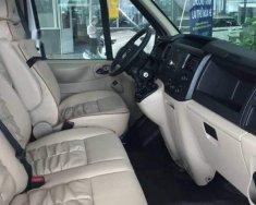 Bán Ford Transit 2.4L TDCi đời 2018, màu bạc giá 810 triệu tại Tp.HCM