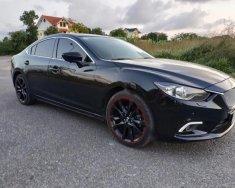 Bán Mazda 6 2.5 AT năm sản xuất 2015, màu đen chính chủ   giá 760 triệu tại Hải Phòng