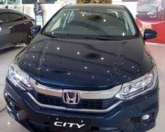 Bán xe Honda City năm sản xuất 2018, màu xanh lam giá 599 triệu tại Bình Phước