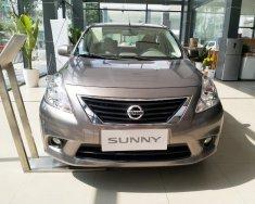 Thanh lý Nissan Sunny số sàn 2018 mới, màu nâu giá rẻ giá 438 triệu tại Cần Thơ