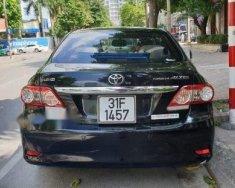 Bán xe cũ Toyota Corolla altis AT 2010, màu đen giá 530 triệu tại Hà Nội