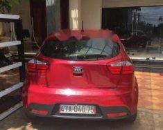 Bán xe Kia Rio sản xuất 2012, màu đỏ, giá chỉ 400 triệu giá 400 triệu tại Đắk Lắk