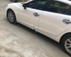 Cần bán lại xe Mazda 6 2.0 đời 2015, màu trắng còn mới, 715tr giá 715 triệu tại Hải Phòng