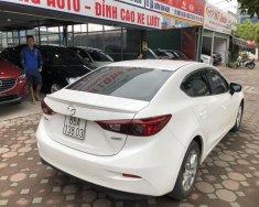 Bán xe Mazda 3 1.5 Facelift năm 2017, màu trắng giá 675 triệu tại Hà Nội