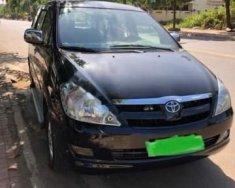 Bán Toyota Innova G sản xuất 2007, màu đen chính chủ, giá tốt giá 320 triệu tại Tp.HCM
