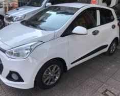 Cần bán xe Hyundai Grand i10 1.25 AT đời 2016, màu trắng, nhập khẩu số tự động giá 410 triệu tại Hà Nội