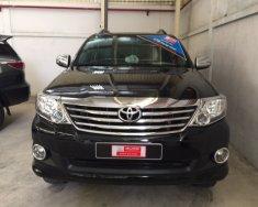 Bán Toyota Fortuner tự động 2013, màu đen giá 735 triệu tại Tp.HCM