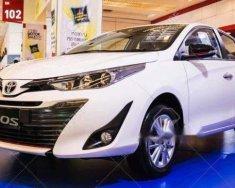 Cần bán Toyota Vios 1.5G sản xuất 2018, màu trắng giá 606 triệu tại BR-Vũng Tàu