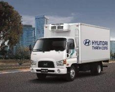 Bán xe tải Hyundai Mighty sản xuất năm 2017, màu trắng giá 205 triệu tại Hà Nội