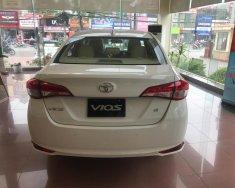 Bán Toyota Vios đời 2018 màu trắng, giá 585 triệu giá 585 triệu tại Hải Phòng