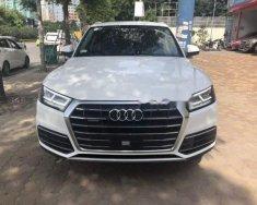 Cần bán xe Audi Q5 năm sản xuất 2017, màu trắng giá 2 tỷ tại Tp.HCM