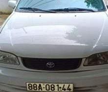 Bán ô tô Toyota Corolla đời 2001, màu trắng, giá chỉ 110 triệu giá 110 triệu tại Phú Thọ