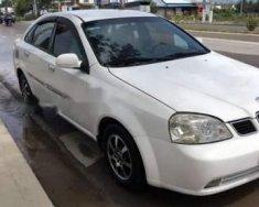 Bán Chevrolet Lacetti năm 2005, màu trắng xe gia đình, giá chỉ 139 triệu giá 139 triệu tại Đồng Nai