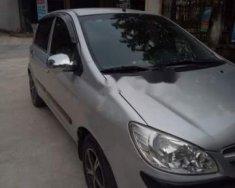 Cần bán lại xe Hyundai Getz sản xuất 2008, màu bạc, nhập khẩu xe gia đình  giá 162 triệu tại Vĩnh Phúc