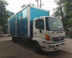 Bán xe Hino Euro 4 FC9JNTA thùng kín 7,3m, khuyến mại 100% lệ phí trước bạ giá 890 triệu tại Hà Nội
