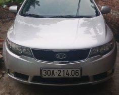 Bán ô tô Kia Forte Sli sản xuất 2009, màu bạc nhập khẩu tư nhân chính chủ, giá 375triệu giá 375 triệu tại Hà Nội