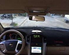 Cần bán Chevrolet Captiva đời 2010, màu đen chính chủ giá 395 triệu tại Đà Nẵng