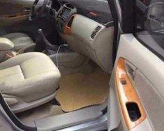 Chính chủ bán Toyota Innova sản xuất 2009, màu bạc giá 370 triệu tại Tp.HCM