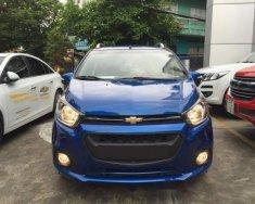 Cần bán xe Chevrolet Spark đời 2018, màu xanh lam giá 299 triệu tại Đồng Nai