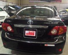 Bán Toyota Corolla altis 1.8G AT đời 2009, màu đen, giá 490tr giá 490 triệu tại Tp.HCM