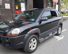 Cần bán gấp Hyundai Tucson GLS 2.0 AT năm sản xuất 2009, màu đen, nhập khẩu giá 390 triệu tại Hà Nội