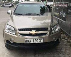 Bán Chevrolet Captiva sản xuất 2007, màu vàng cát giá 235 triệu tại Hà Nội