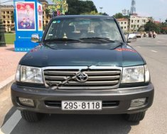 Bán xe Toyota Land Cruiser GX đời 2003, màu xanh lam giá 395 triệu tại Yên Bái