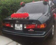 Cần bán lại xe Toyota Camry đời 2001, màu đen giá 245 triệu tại Tp.HCM