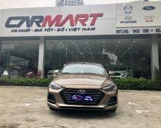 Bán ô tô Hyundai Elantra 1.6 Turbo 2018, màu nâu, hỗ trợ trả góp 70% giá trị xe, LH 0966988860 giá 750 triệu tại Hà Nội