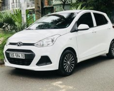 Bán Hyundai i10 đời 2016 MT, màu trắng, nhập Hàn giá 295 triệu tại Hà Nội