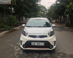 Chính chủ bán xe Kia Morning Si MT 2017, màu trắng giá 336 triệu tại Hà Nội