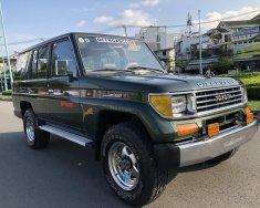 Land Cruise 1995 máy dầu hai cầu số sàn, xe vào đủ đồ chơi DVD loa súp, bánh giá 365 triệu tại Tp.HCM