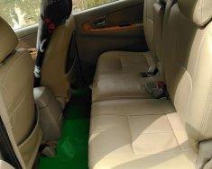 Gia đình bán xe Toyota Innova G năm 2009, màu bạc  giá 395 triệu tại Hà Nội