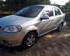Bán Chevrolet Aveo đời 2012, màu bạc  giá 240 triệu tại Đắk Lắk