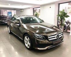 Bán Mercedes E250 2018 màu nâu, chính chủ, chạy lướt cực mới giá 2 tỷ 289 tr tại Hà Nội