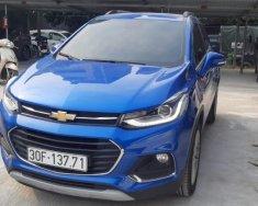 Bán ô tô Chevrolet Trax 1.4 Turbo đời 2018, màu xanh lam, nhập khẩu nguyên chiếc giá 660 triệu tại Hà Nội