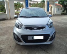 Cần bán xe Kia Picanto năm 2013, màu bạc ít sử dụng giá 295 triệu tại Đồng Nai