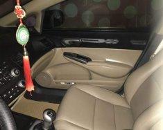 Cần bán gấp Honda Civic sản xuất năm 2010, màu đen, giá tốt giá 370 triệu tại Hà Nội