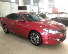 Cần bán xe Kia Optima sản xuất 2018, màu đỏ  giá 789 triệu tại Tp.HCM