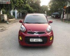 Chính chủ chuyển nhượng lại xe Kia Morning EX năm sản xuất 2017, màu đỏ giá 292 triệu tại Hà Nội