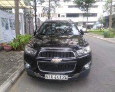 Cần bán Chevrolet Captiva đời 2013, màu đen, giá chỉ 450 triệu giá 450 triệu tại Tp.HCM