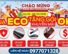 Bán Ford EcoSport 2018, Tặng BHVC, 3M, lót sàn, xe đủ màu giao ngay giá 648 triệu tại Tp.HCM