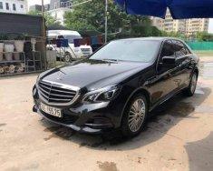 Cần bán Mercedes E200 năm 2015, màu đen giá 1 tỷ 430 tr tại Hà Nội