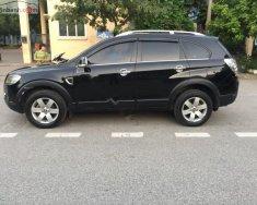 Bán Chevrolet Captiva LT Maxx 2.4 MT đời 2011, màu đen số sàn giá 355 triệu tại Hà Nội