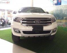 Bán xe Ford Everest 4x4AT Titanium đời 2018, màu trắng, nhập khẩu giá 1 tỷ 399 tr tại Hà Nội