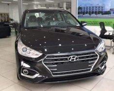 Bán xe Hyundai Accent 1.4 năm 2018, màu đen, 480 triệu giá 480 triệu tại Tp.HCM