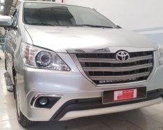 Bán Toyota Innova G đời 2014 màu bạc, số tự động chạy lướt 12.500km, LH 0906907338 Khang giá 660 triệu tại Tp.HCM