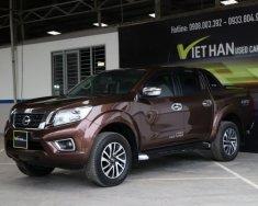 Bán Nissan Navara SL 2.5MT sản xuất 2016, màu nâu, nhập khẩu giá 606 triệu tại Tp.HCM