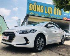 Cần bán lại xe Hyundai Elantra sản xuất 2017 màu trắng, giá chỉ 675 triệu giá 675 triệu tại Hà Nội