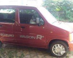 Cần bán Suzuki Wagon R sản xuất năm 2004, màu đỏ giá 99 triệu tại Đồng Nai